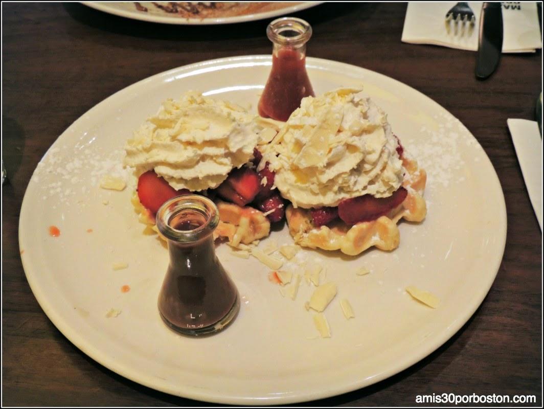 Hot Chocolate: After Party Breakfast $14.99