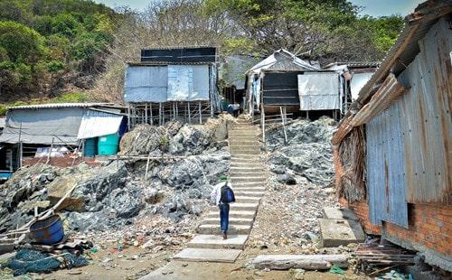 Đảo Hòn Chuối trước ngày chuyển gió -9