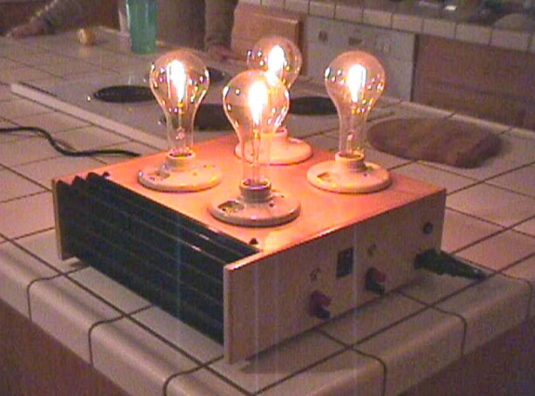 TWOGOODEARS - トゥーグッドイアーズ: Zen amp by Nelson Pass