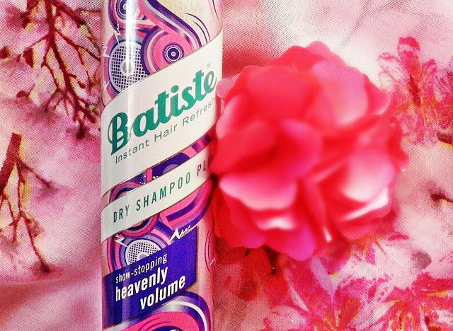 BATISTE - suchy szampon do włosów