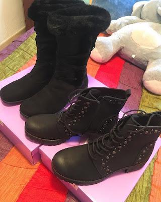 botas, botines,