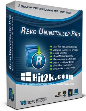 Revo Uninstaller Pro 3.1.9 Full Version