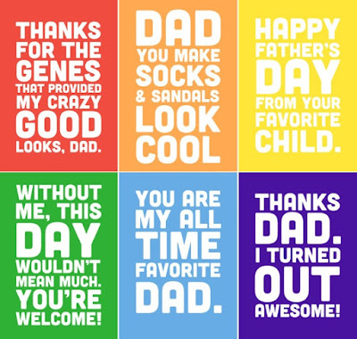 Amazing Father's Day Messages