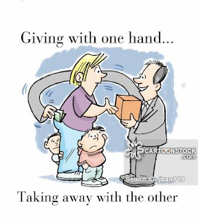 Taking Away Hand