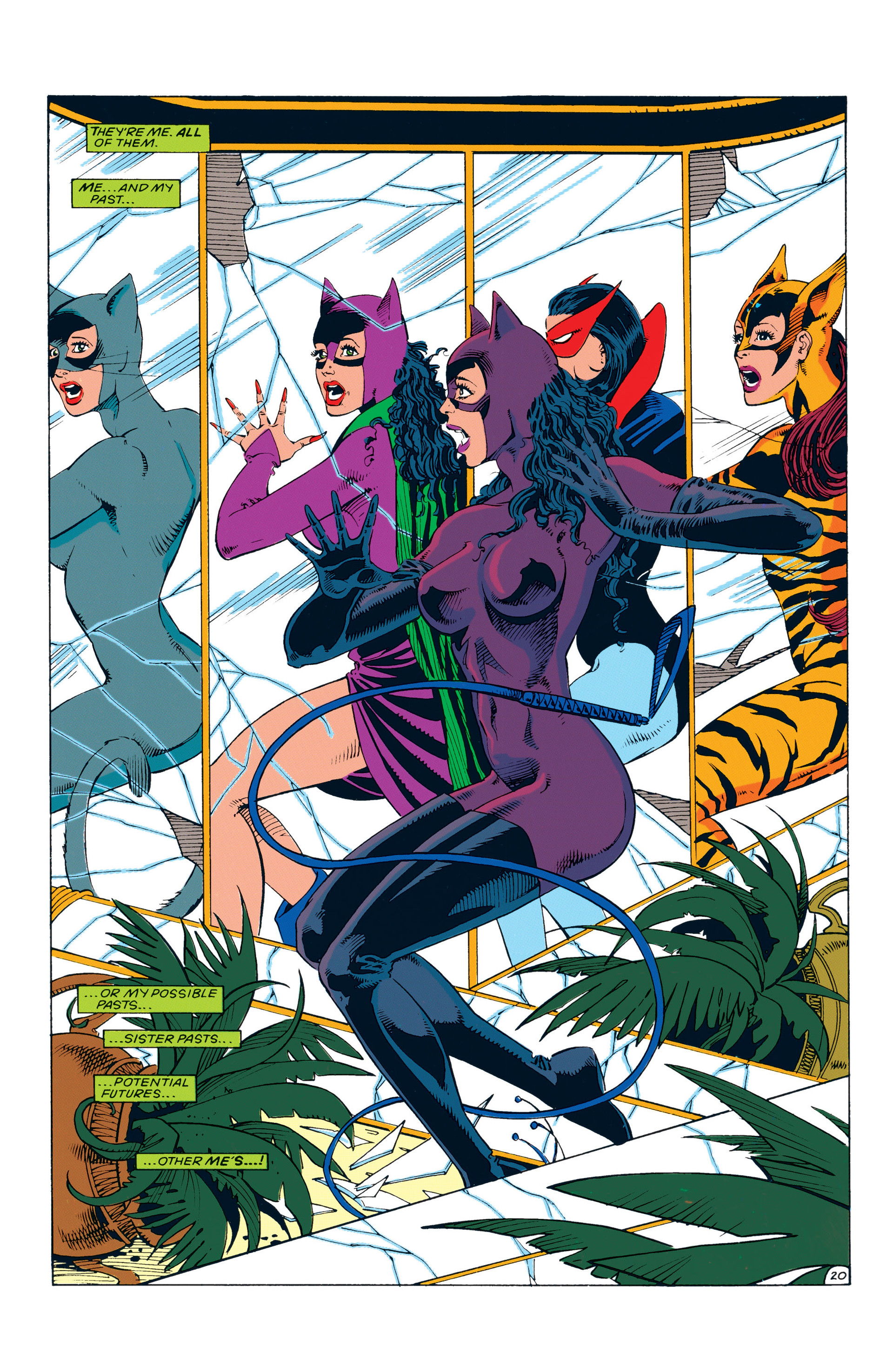 Catwoman (1993) Issue #14 #19 - English 21