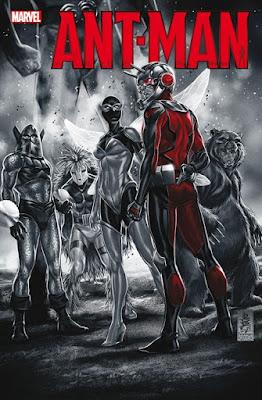 Scott Lang ist der Ant-Man - nebenbei Ex-Knacki, liebevoller Vater und Ameisenflüsterer