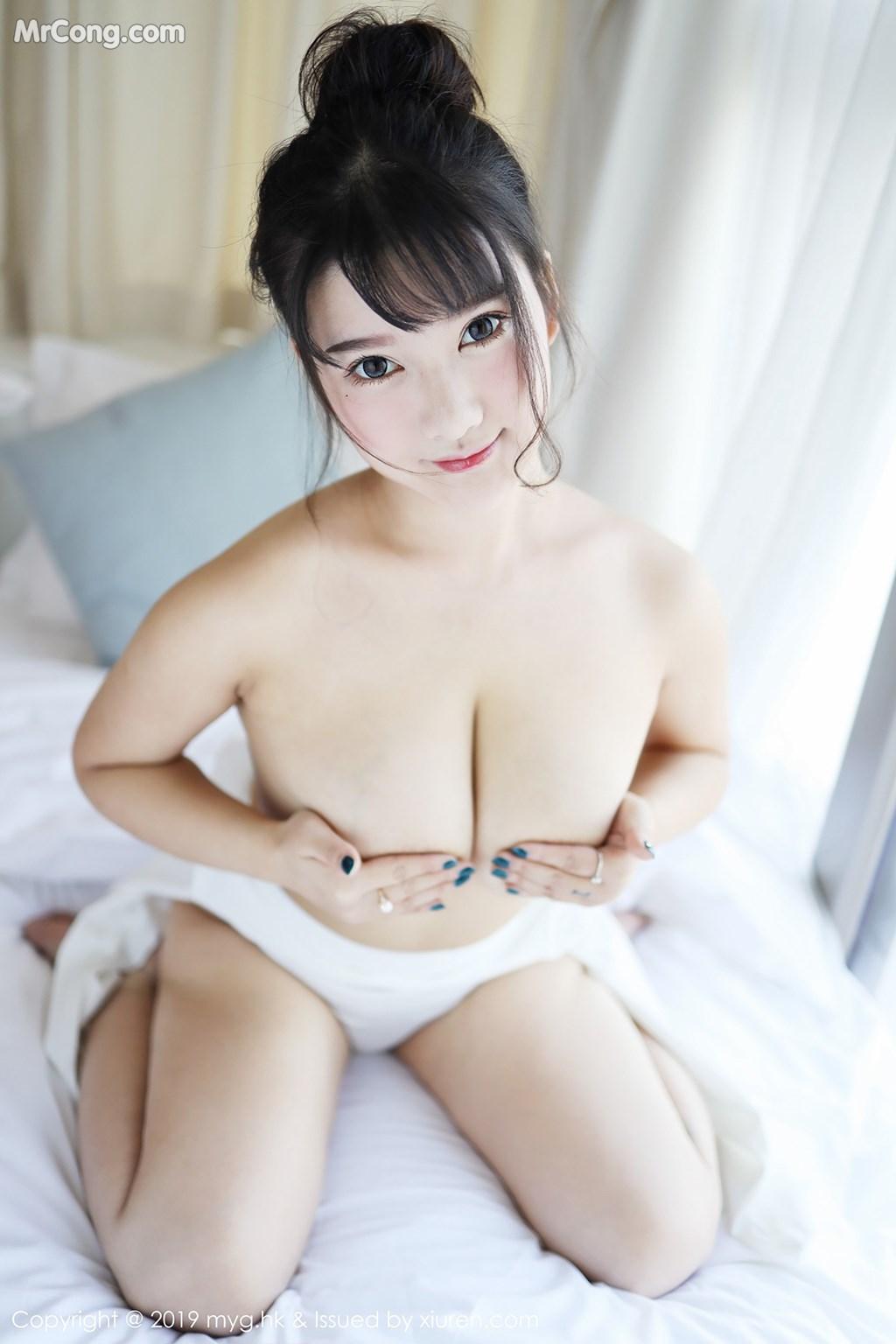 Image MyGirl-Vol.342-Xiao-You-Nai-MrCong.com-024 in post MyGirl Vol.342: Người mẫu Xiao You Nai (小尤奈) (41 ảnh)