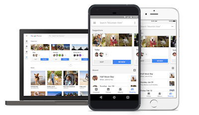 500 million people using Google Photos'
