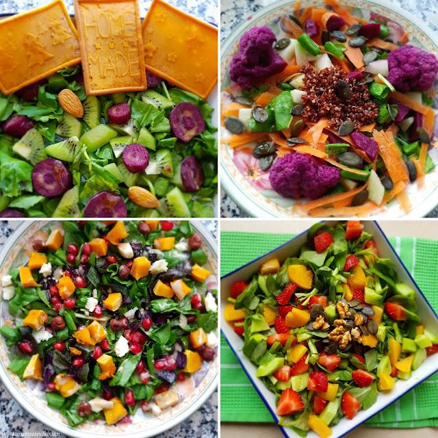 diyet doyurucu salata tarifleri