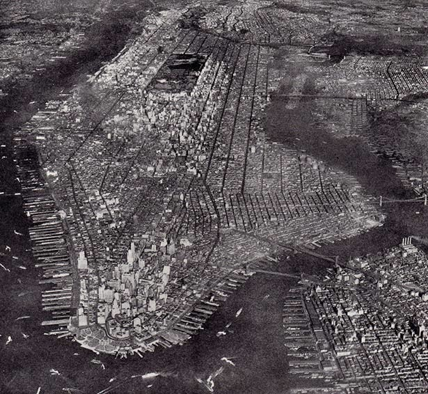 Aerial Views Of New York In The 1920s Vintage Everyday
