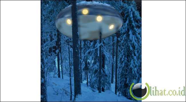 Liburan Bersama UFO