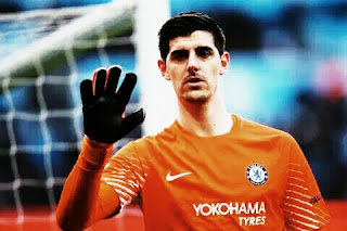 Real Madrid agrees personal terms with Courtois