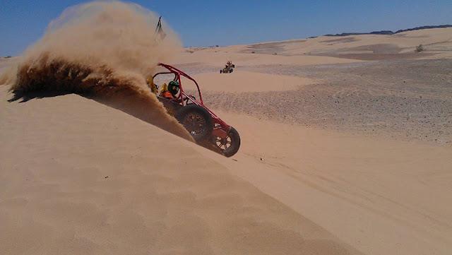 Dicas de Las Vegas: Quanto custa passear de Dune Buggies