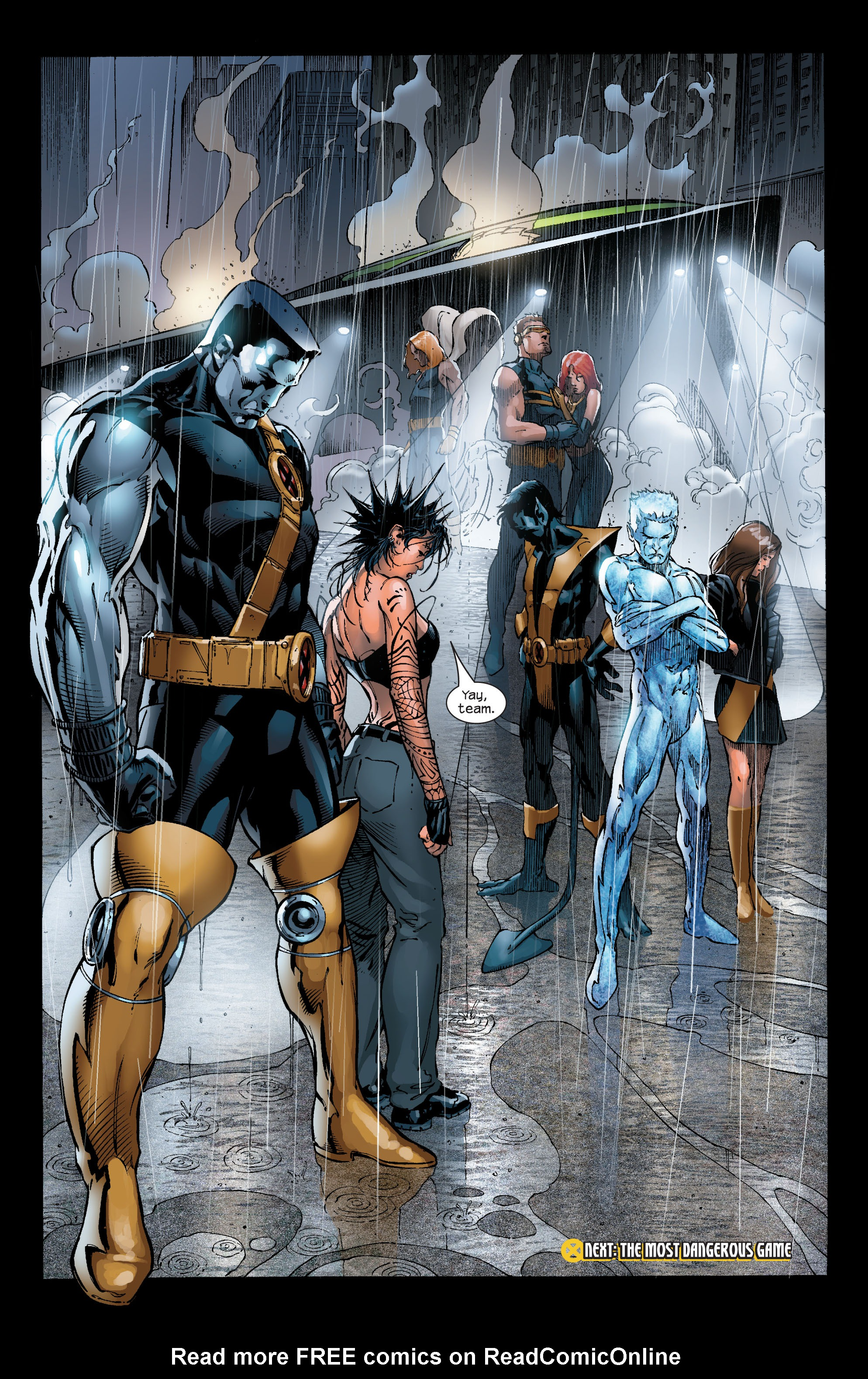Read online Ultimate X-Men comic -  Issue #53 - 24