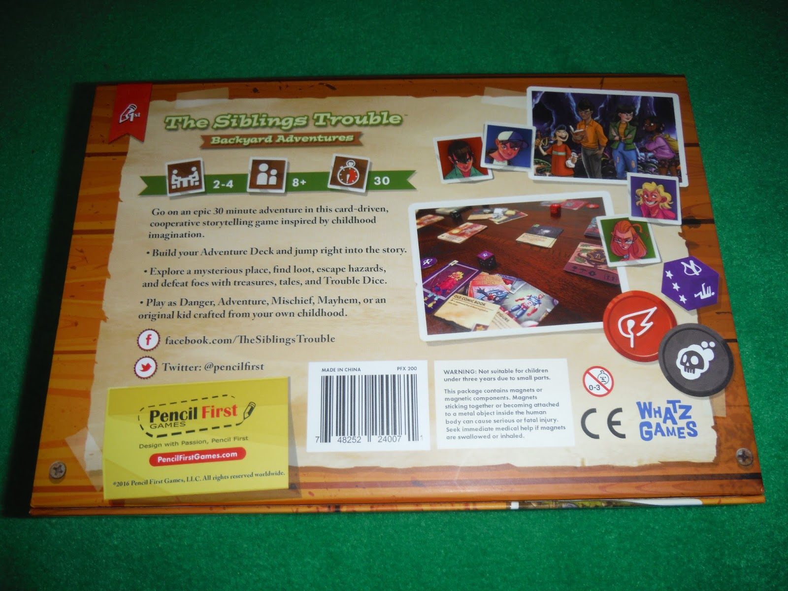 kentucky bored gamer review the siblings trouble
