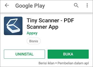 Cara Scan Dokumen Menjadi Format JPG dan PDF di Android