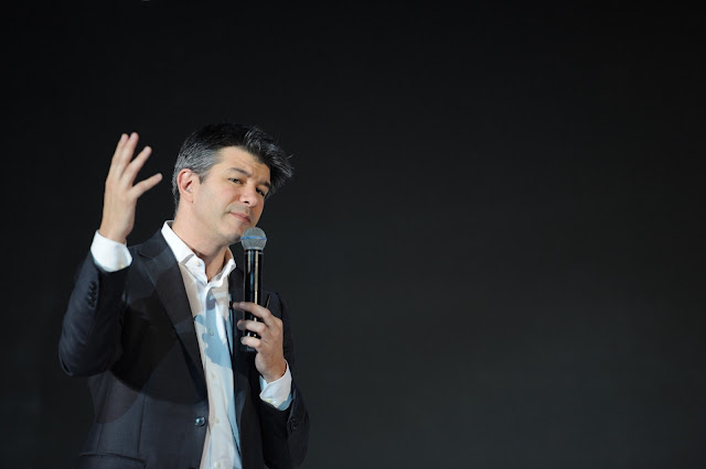 Travis Kalanick Resigns from Uber CEO