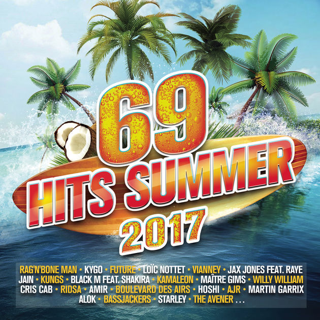 Download 69 Hits Summer (2017), Baixar 69 Hits Summer (2017)