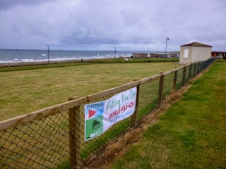 A view of the Prestwick Putting Course in 2014