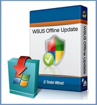 برنامج تحديث النظام  WSUS Offline Update