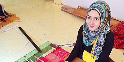 Tutorial Hijab Scarf Panjang Ala Dian Pelangi