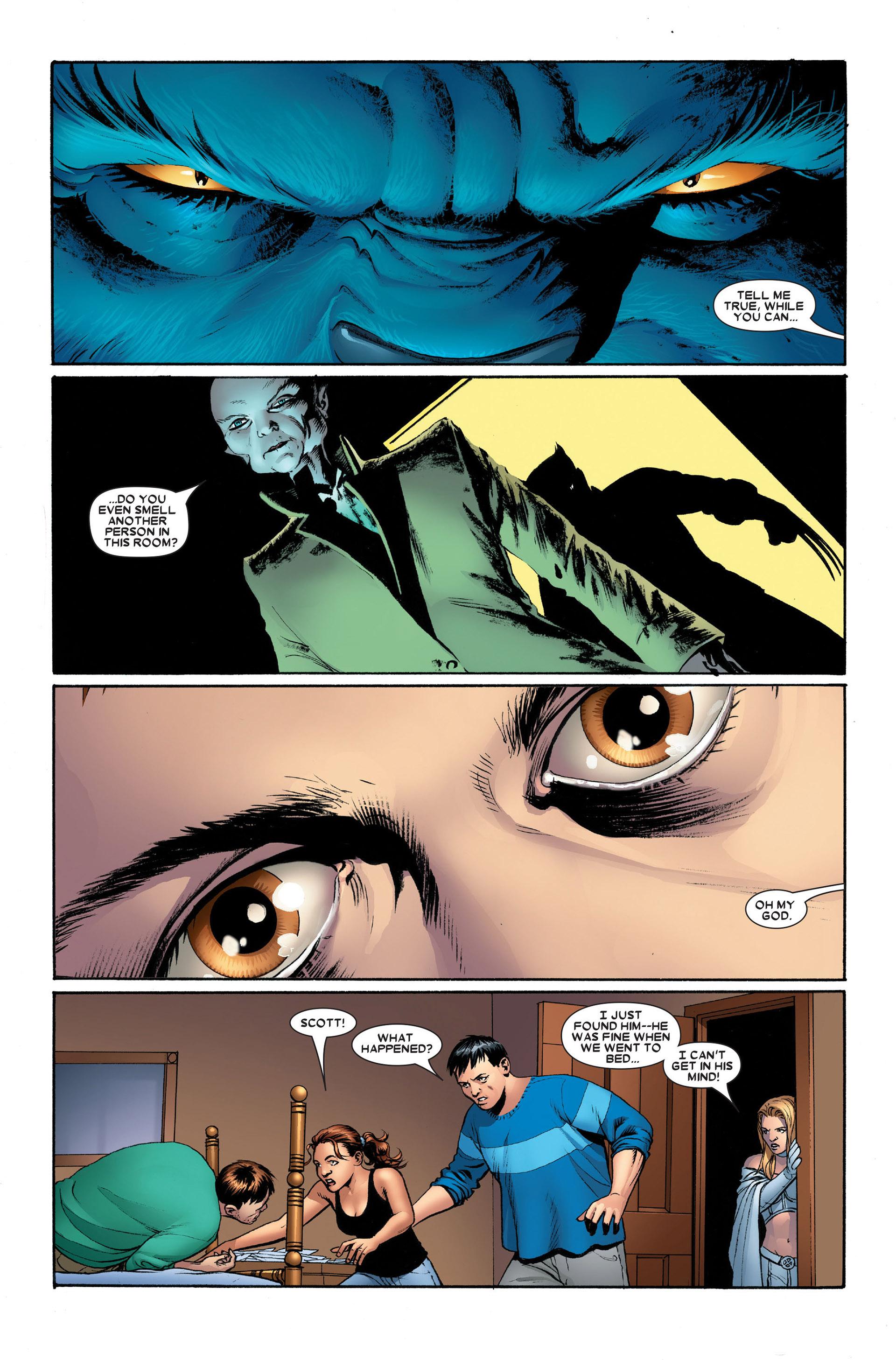 Read online Astonishing X-Men (2004) comic -  Issue #15 - 6
