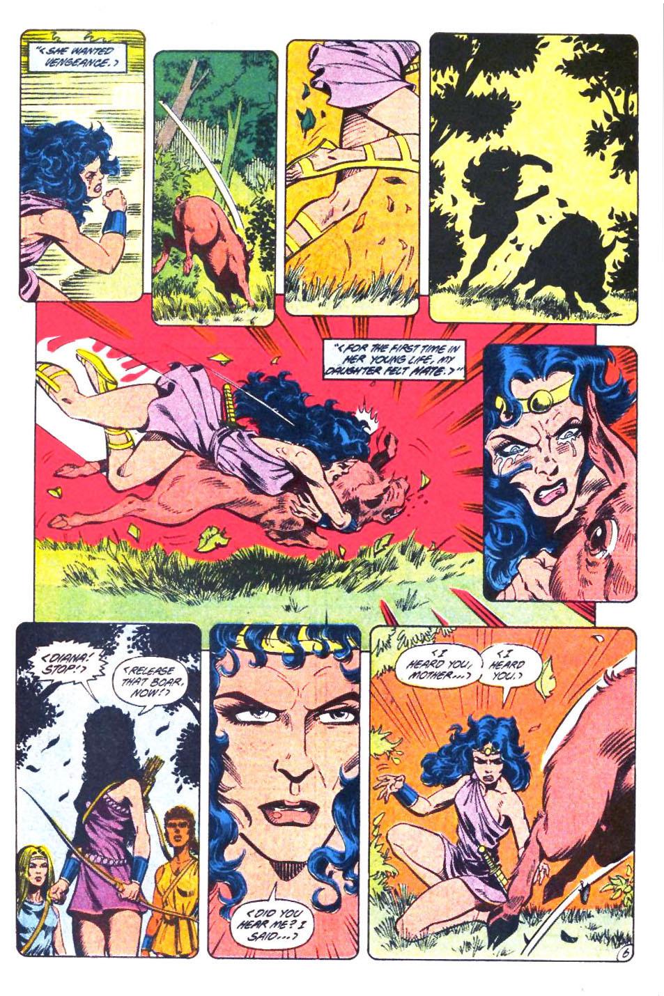 Read online Wonder Woman (1987) comic -  Issue #32 - 7