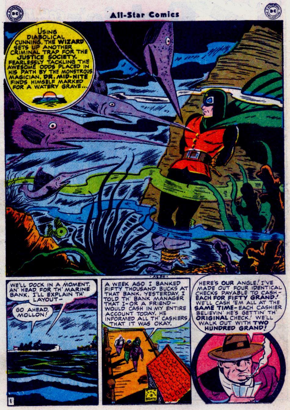 Read online All-Star Comics comic -  Issue #34 - 16