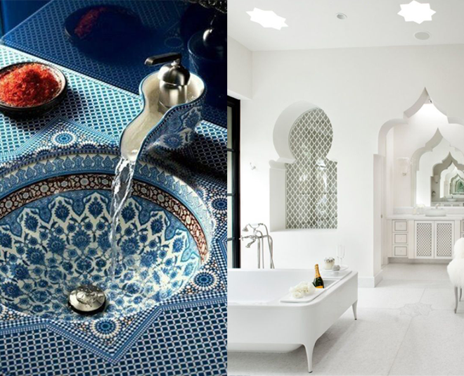 Inspiration Moroccan Bathrooms Apartment Number 4