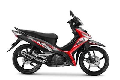 Harga motor bebek Honda, Suzuki dan Yamaha terbaru 2019