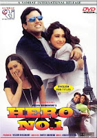 Hero No. 1 (1997) Full Movie In Hindi 720p HDRip ESubs Download