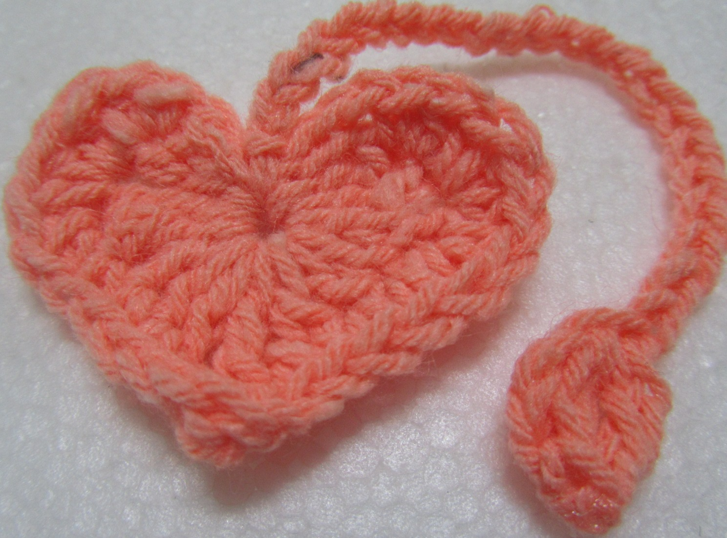 Sweet Nothings Crochet Hearts For The Peyton Heart Project