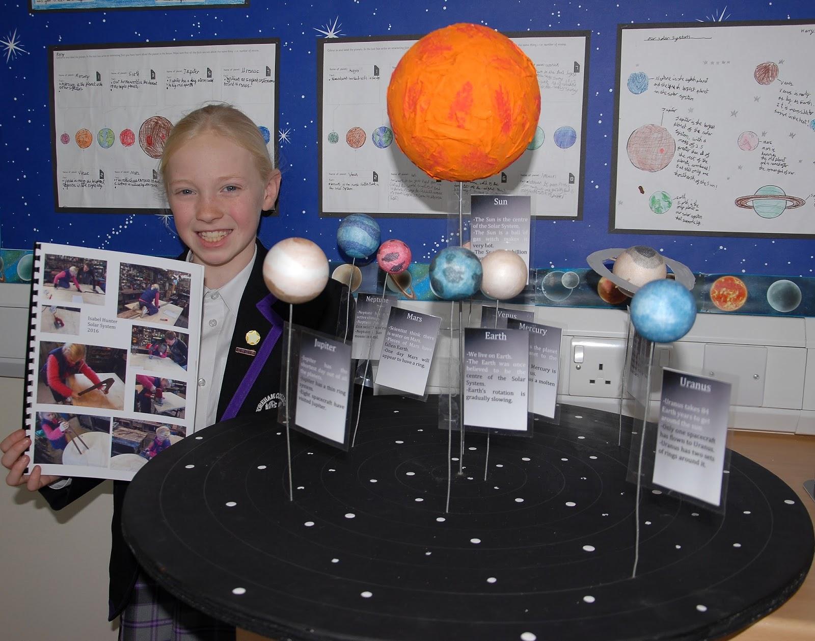 Shoreham College Junior School Blog The Final Frontier