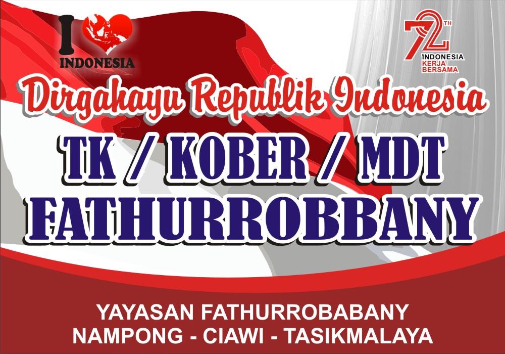 Download Gratis Contoh Spanduk HUT RI.cdr | KARYAKU