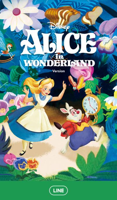 Alice in Wonderland (Picture Book)