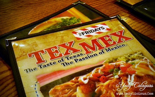 The Tast of Texas The Passion of Mexico at TGIFridays Philippines