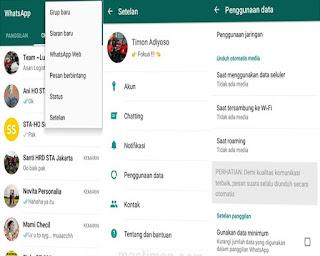 Cara Menghentikan WhatsApp Menyimpan Foto Kita,Ini Caranya 1