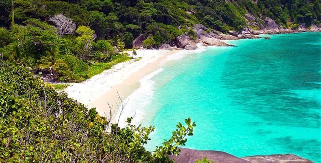 Similan Main Island