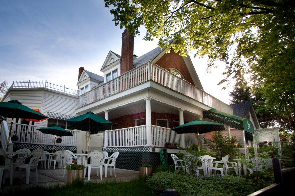 Greenbriar Inn Wedding Venue