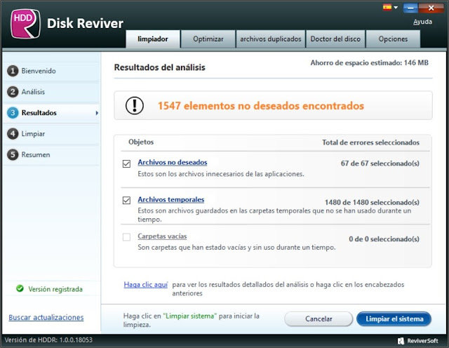 ReviverSoft Disk Reviver descargar