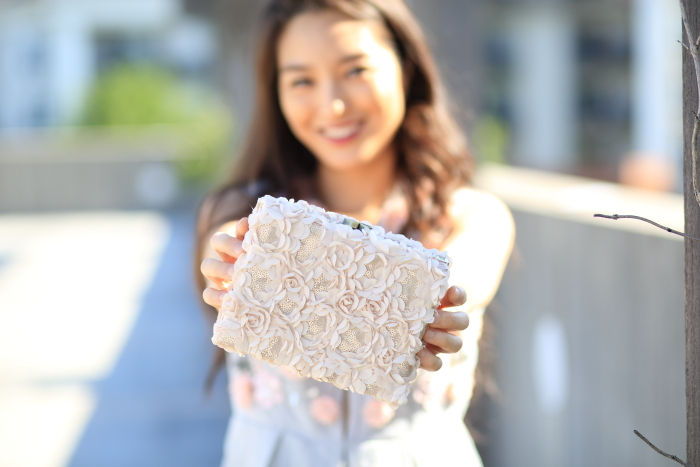 floral clutches