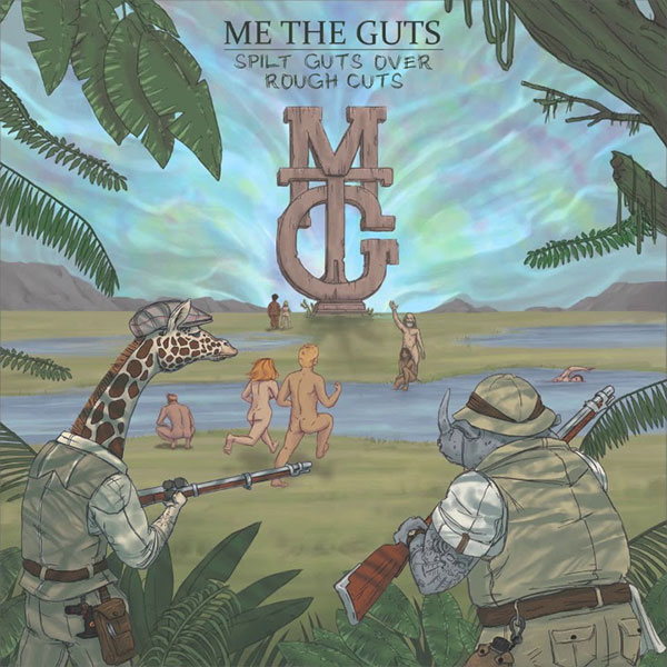 """Me The Guts stream new song """"Intensive Suicide Encouragement"""""""