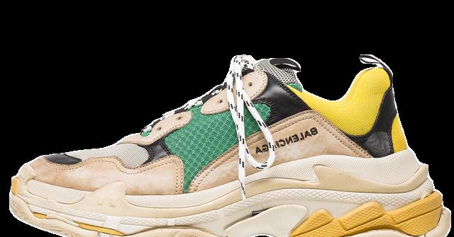 info for 900b0 6ebf7 Balenciaga New Colorways of the Triple S Sneaker