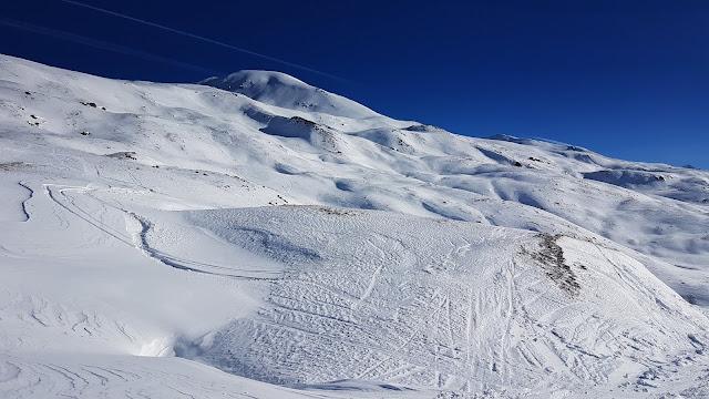 Zimowe Alpy francuskie