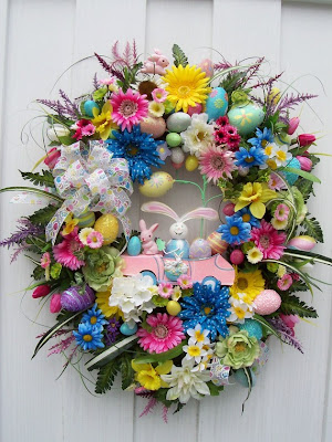 I Love Easter Wreaths