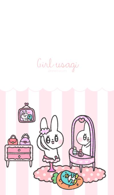 Girl Usagi 2