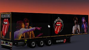 The Rolling Stones trailer standalone