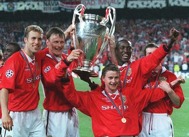 Khi Nou Camp là điểm tựa của Man United! 1