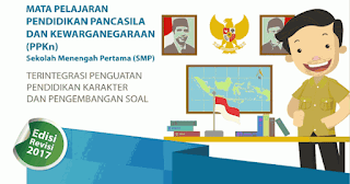 Modul PKB PPKn SMP Revisi 2017 dejarfa.com