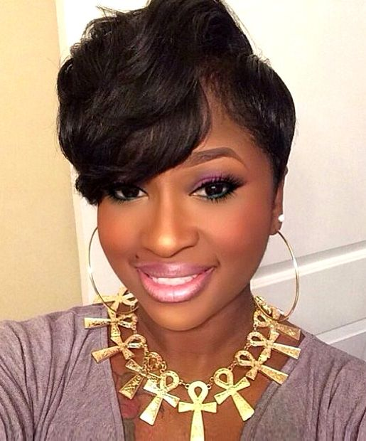 Sensational Best African American Hairstyles 2015 For Black Women Short Short Hairstyles For Black Women Fulllsitofus